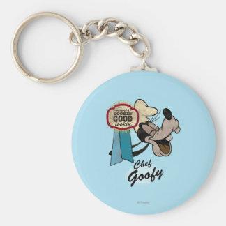 Goofy | Chef Keychain