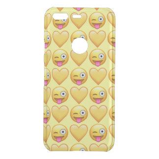 Goofy Emoji Google Pixel Clearly™ Case