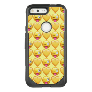Goofy Emoji Google Pixel Otterbox Case