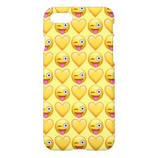 Goofy Emoji iPhone 8/7 Glossy Case