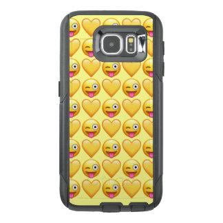 Goofy Emoji Samsung Galaxy S6 Otterbox Case