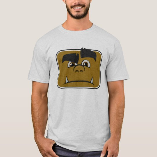 Goofy Face #1 T-Shirt