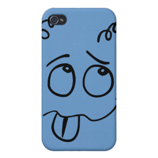 Goofy Face Covers For iPhone 4