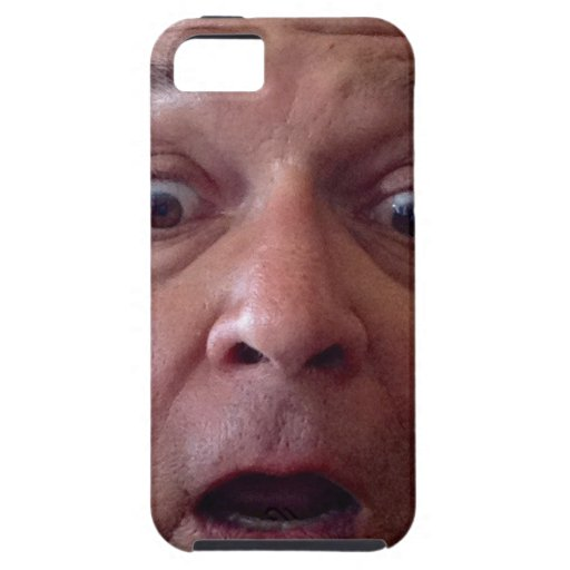Goofy faceimage.jpg iPhone 5/5S cover