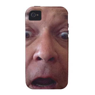 Goofy faceimage jpg vibe iPhone 4 cover