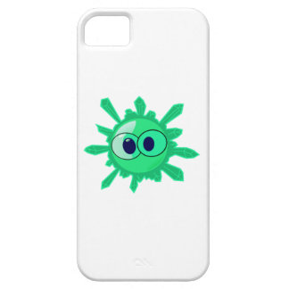 Goofy Green Face iPhone 5 Cover