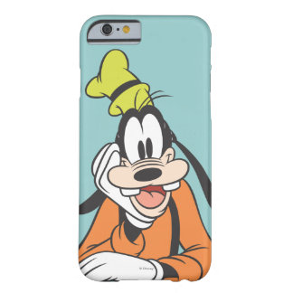 Goofy | Hand on Chin Barely There iPhone 6 Case
