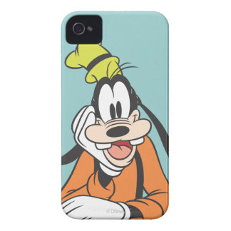 Goofy Hand on Chin iPhone 4 Case-Mate Case
