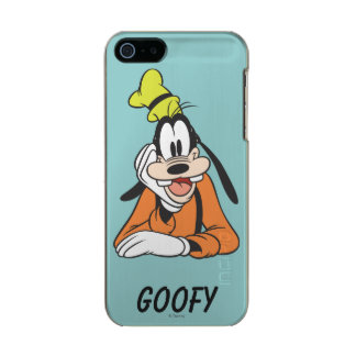 Goofy | Hand on Chin Incipio Feather® Shine iPhone 5 Case