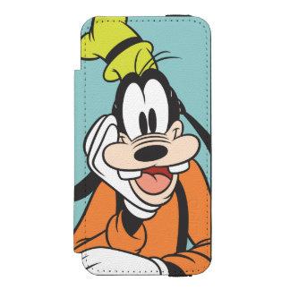 Goofy | Hand on Chin Incipio Watson™ iPhone 5 Wallet Case