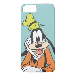 Goofy | Hand on Chin iPhone 7 Case