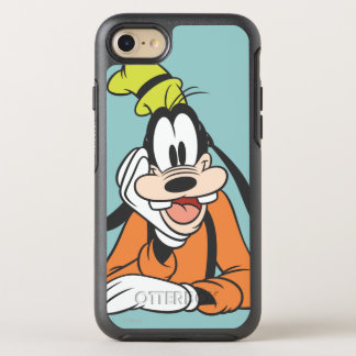 Goofy | Hand on Chin OtterBox Symmetry iPhone 7 Case