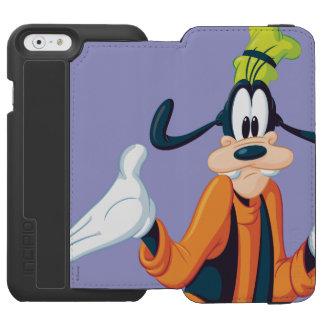 Goofy | Hands Out Incipio Watson™ iPhone 6 Wallet Case