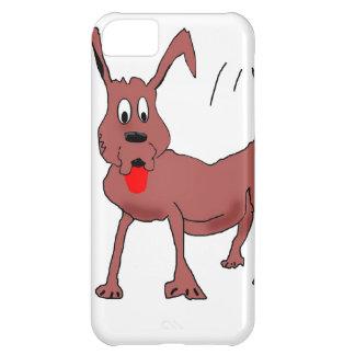 Goofy Loving Dog iPhone 5C Cover