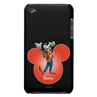 Goofy | Mickey Head Icon Barely There iPod Cases