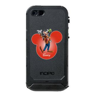 Goofy | Mickey Head Icon Incipio ATLAS ID™ iPhone 5 Case