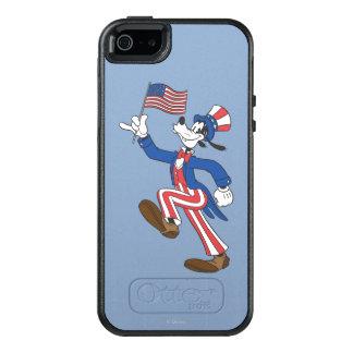 Goofy | Patriotic OtterBox iPhone 5/5s/SE Case