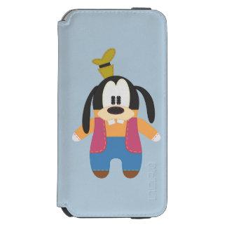 Goofy | Pook-a-Looz Incipio Watson™ iPhone 6 Wallet Case