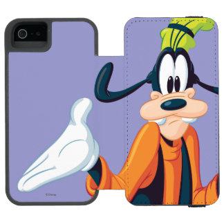 Goofy Pose 5 Incipio Watson™ iPhone 5 Wallet Case