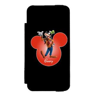 Goofy Red Incipio Watson™ iPhone 5 Wallet Case