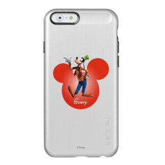 Goofy Red Incipio Feather® Shine iPhone 6 Case