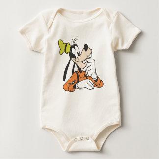 Goofy | Thinking Baby Bodysuit
