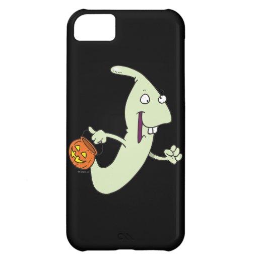 goofy trick or treat ghost cartoon iPhone 5C cases
