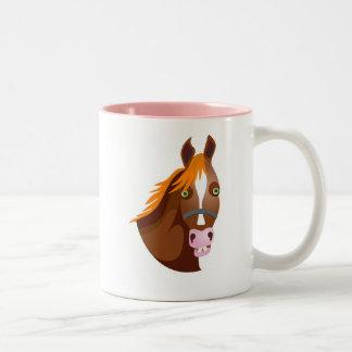 Goofy Two-Tone Coffee Mug