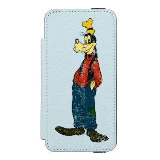 Goofy | Vintage Incipio Watson™ iPhone 5 Wallet Case