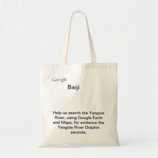 Google Baiji Bag