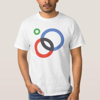 Google+ Circles T-Shirt