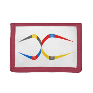 Google colors trifold wallets