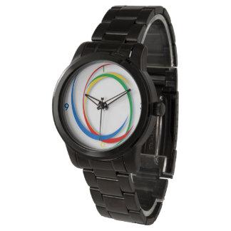 Google colors wristwatches