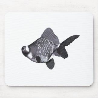 Google Eyed Goldfish 3 Mousepads
