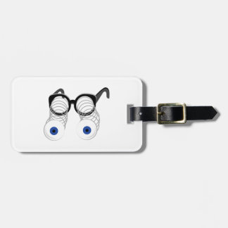 Google Eyes Travel Bag Tags