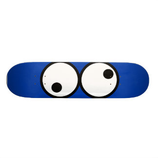 GOOGLE EYES ® Monster Trucker Skate Deck