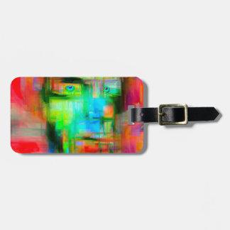 Google Glasses Bag Tag