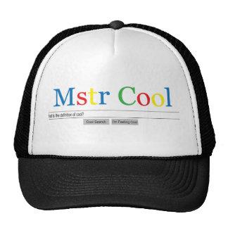 Google Mstr Cool Mesh Hats