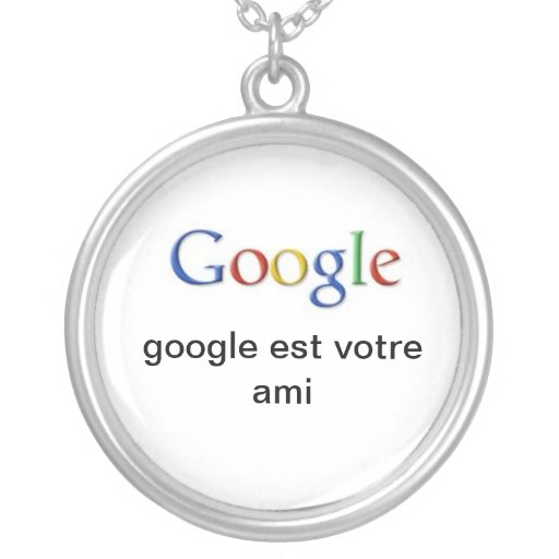 google pendant
