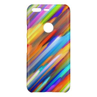Google Pixel Case Colorful digital art G391