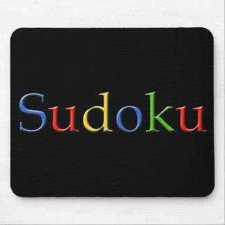 Google Sudoku Mousepad