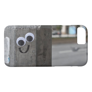 Googly Eyes Eyeballs New York City Photography NYC iPhone 8/7 Case