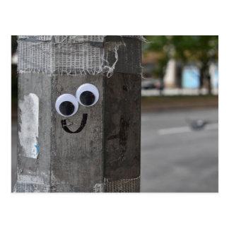 Googly Eyes Eyeballs New York City Photography NYC Postcard