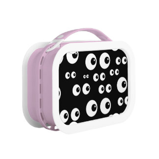 Googly Eyes Lunch Boxes