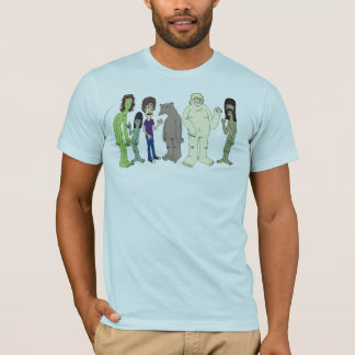 Goon line up T-Shirt