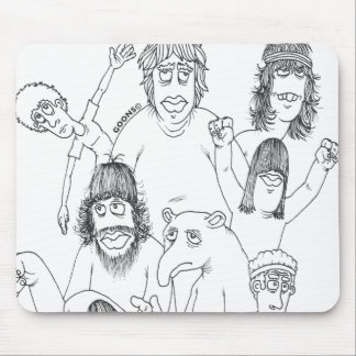 Goon Stack Mouse Pad