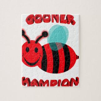 gooner bee champions puzzles