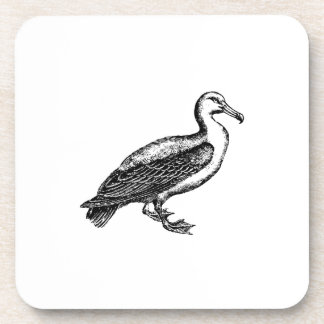 Goose Bird Collection Beverage Coaster