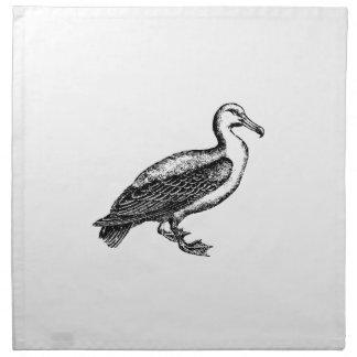 Goose Bird Collection Napkin