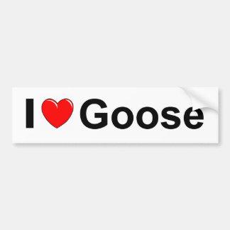 Goose Bumper Sticker